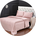 2-4pcs Silk Sheet Sets