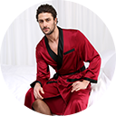 Silk Dressing Gowns for Men