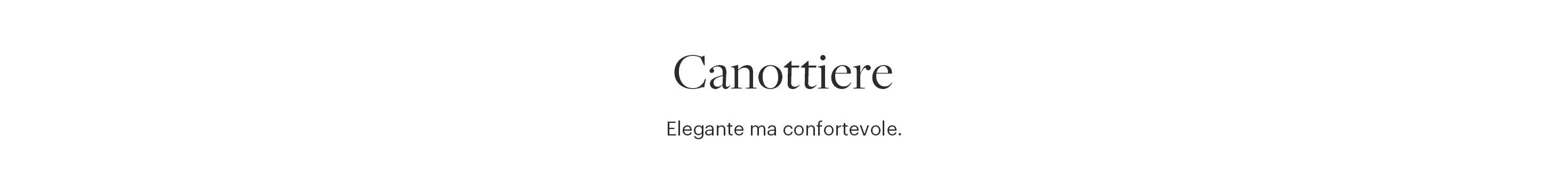 Canottiere