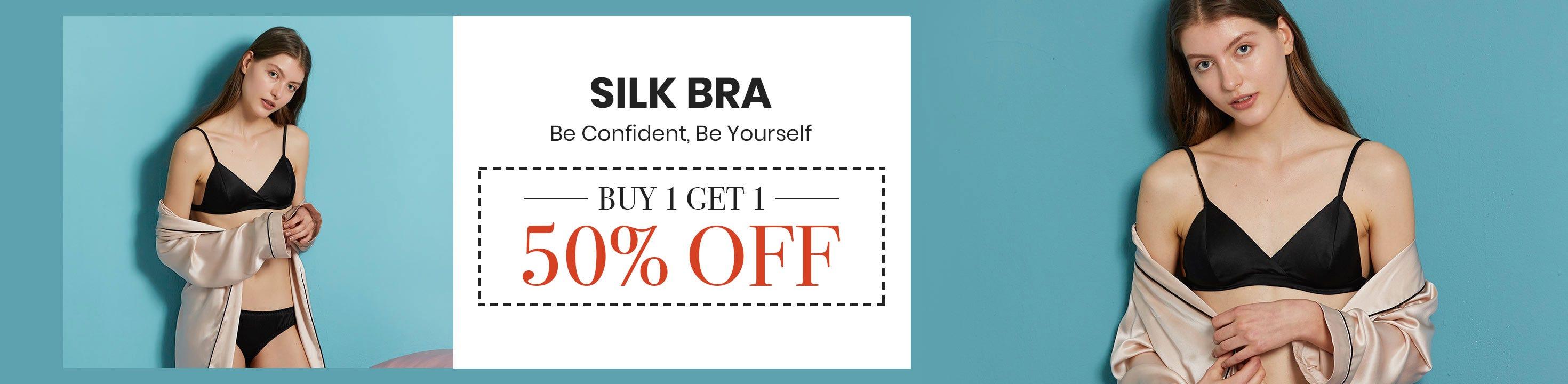 Silk Bras