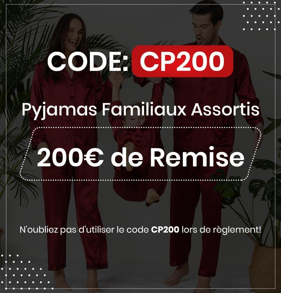 Pyjamas Familiaux Assortis