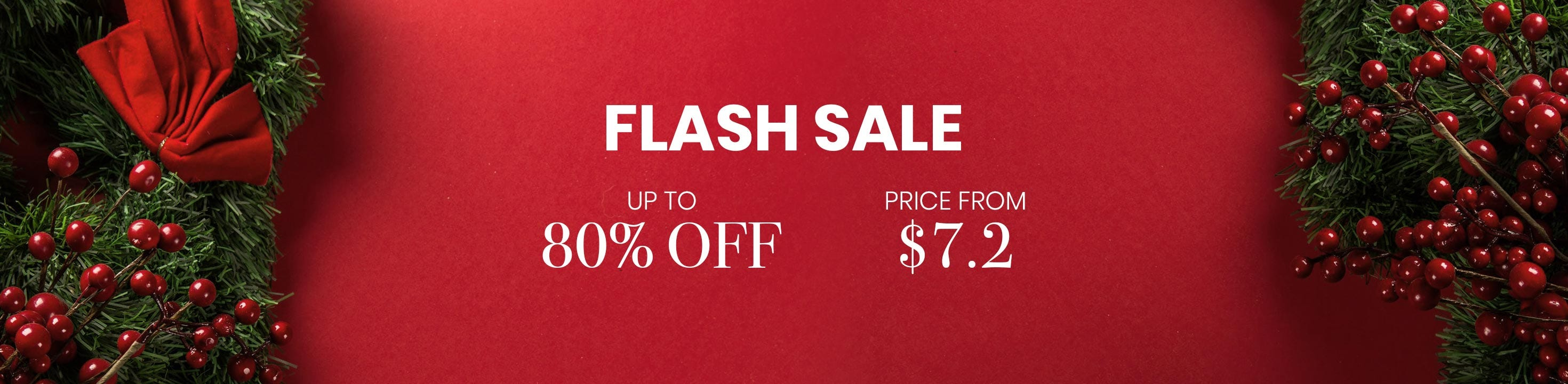 FLASH SALE-CA