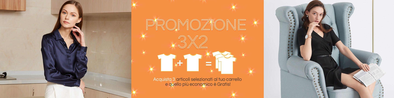 Promozione 3X2