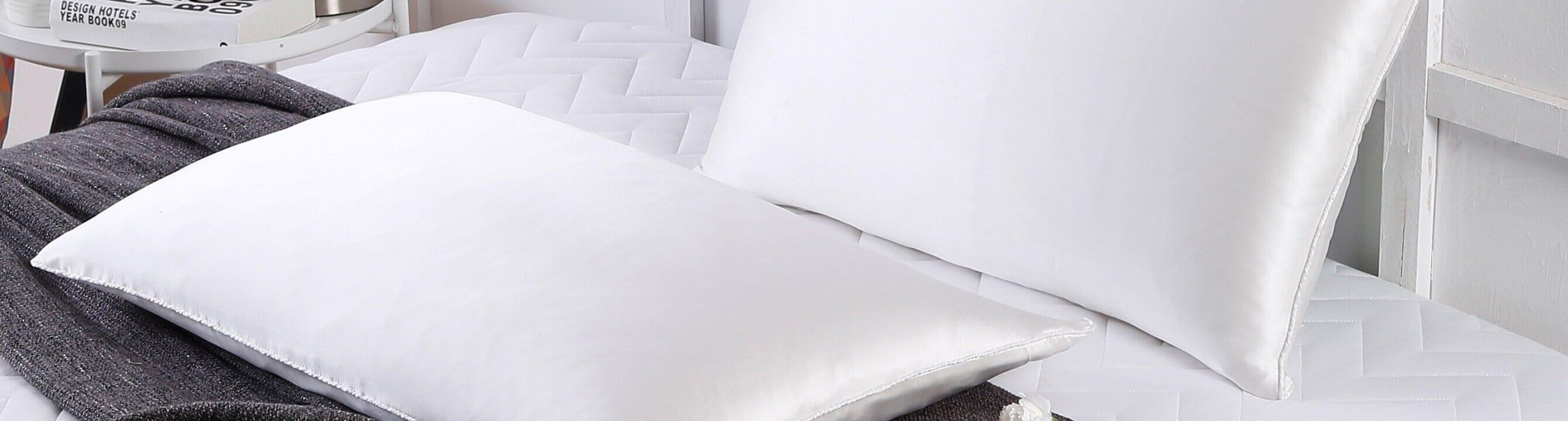 Шёлковые подушки