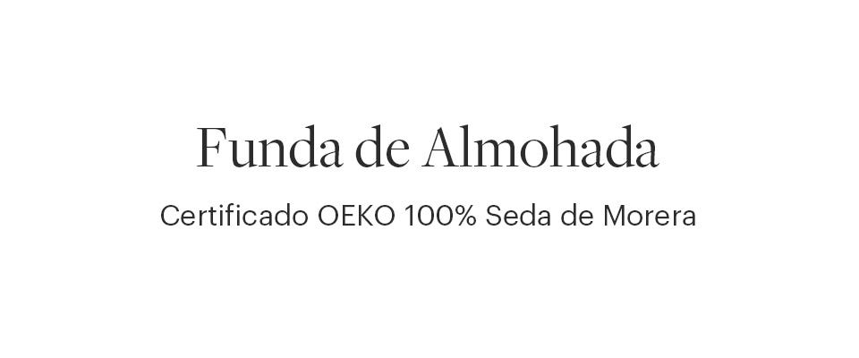 Fundas de Amohada de Seda