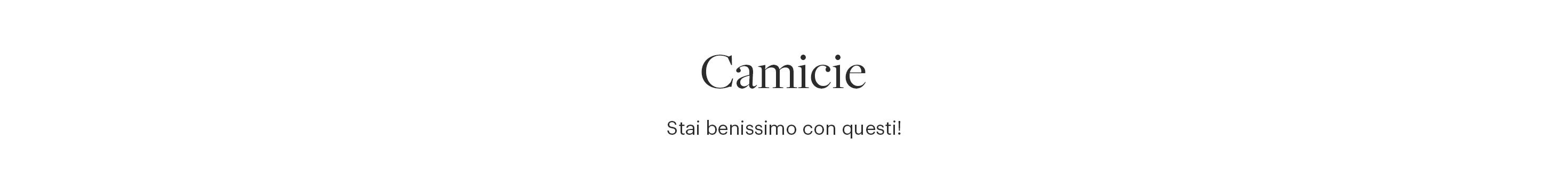 Camicie