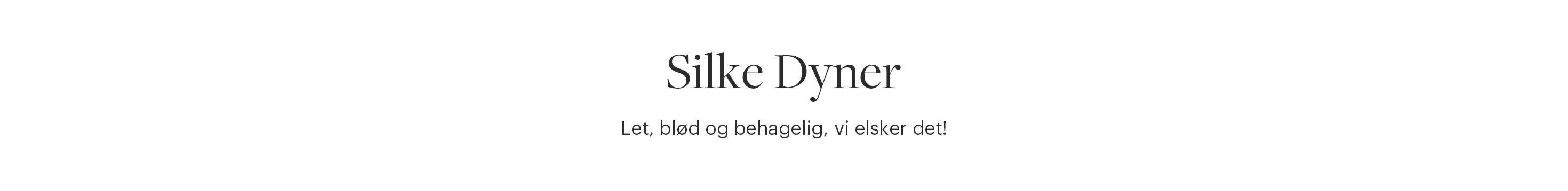Silke Dyner
