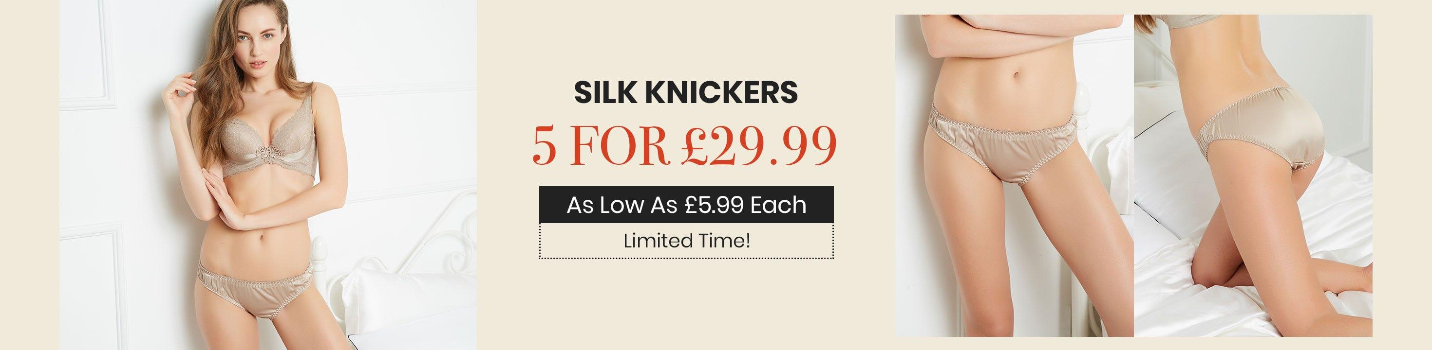 Silk Knickers