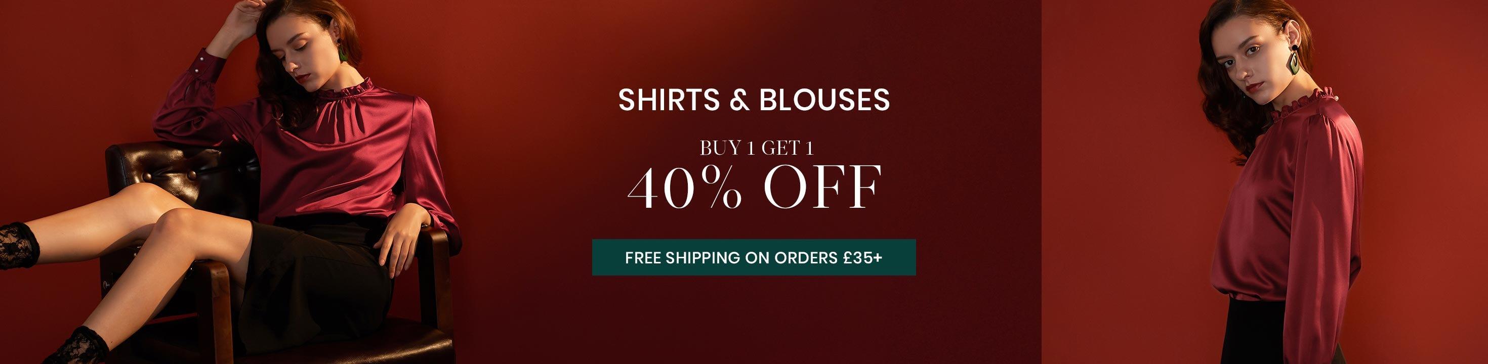 Shirts & Blouses