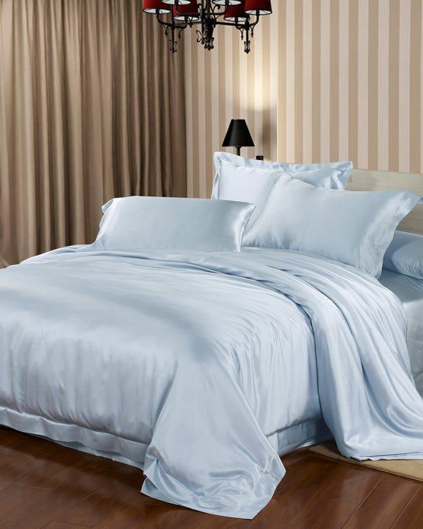 22MM 4PC Silk Bedding Set