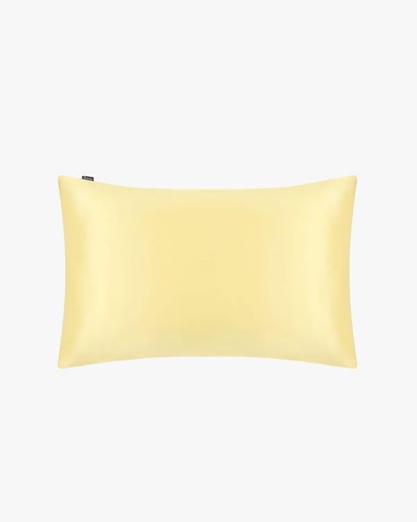 LILYÁUREA™ Silk Travel Pillowcase With Zipper