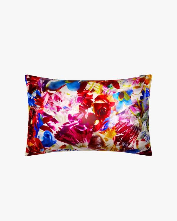 Belted Shirred Silk Shirt Dress Fir-Green XXL-hover
