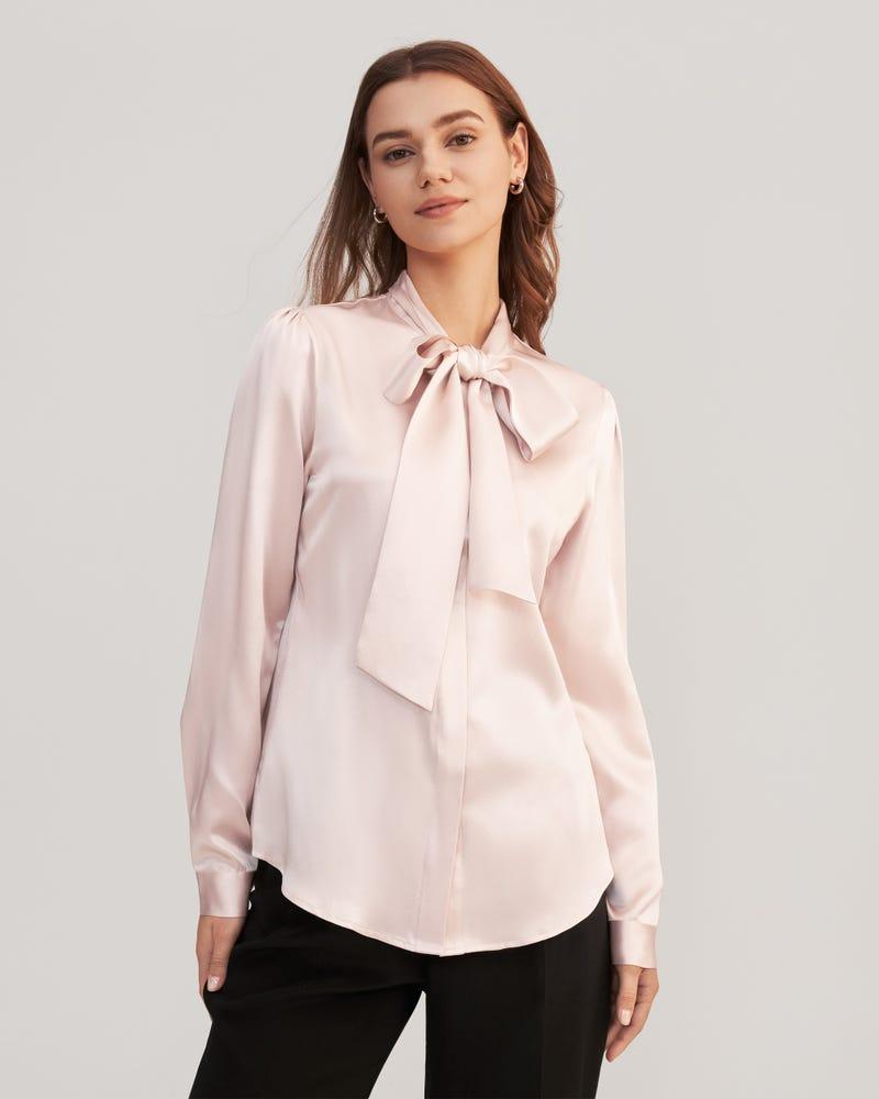 Slouchy Chic Bias Silk Maxi Dress