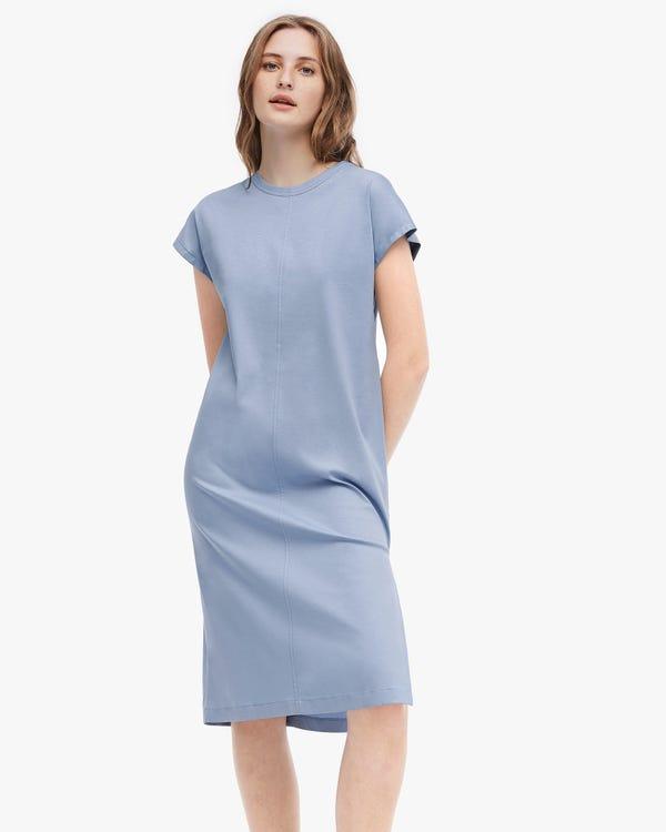 Super weiches Basic Jersey Kleid