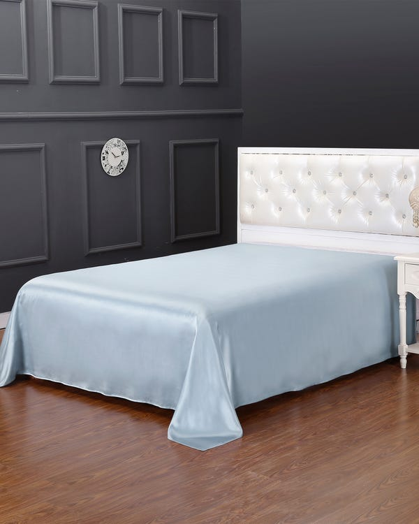 22 Momme Seamless Silk Flat Sheet