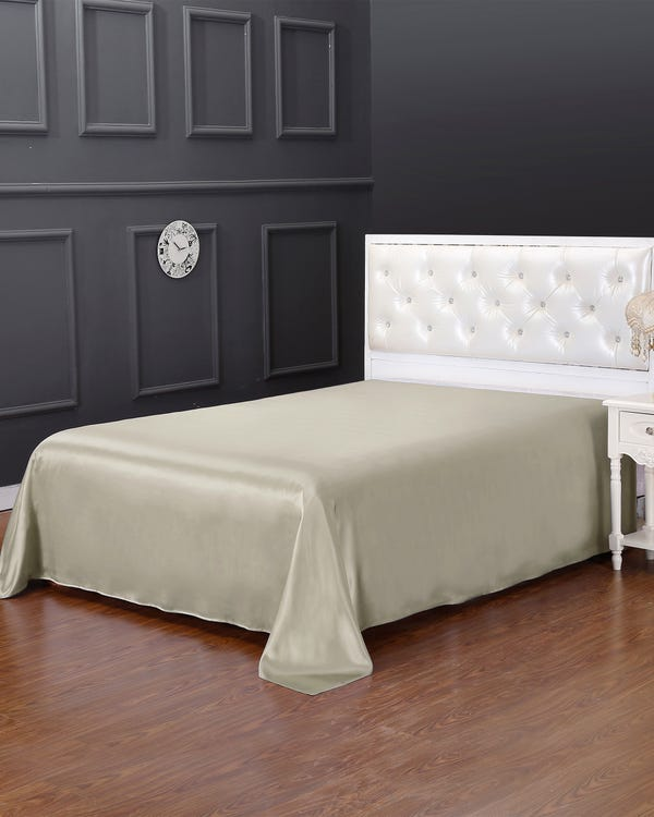 25 Momme Seamless Silk Flat Sheet
