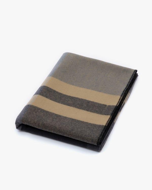 Comfy Check Wool Blanket