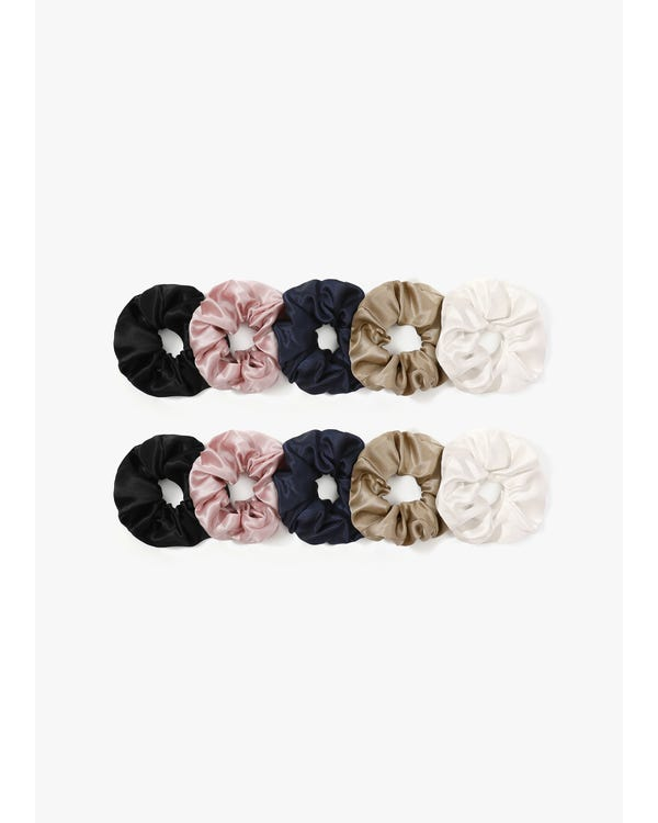 Soft Silk Large Scrunchie