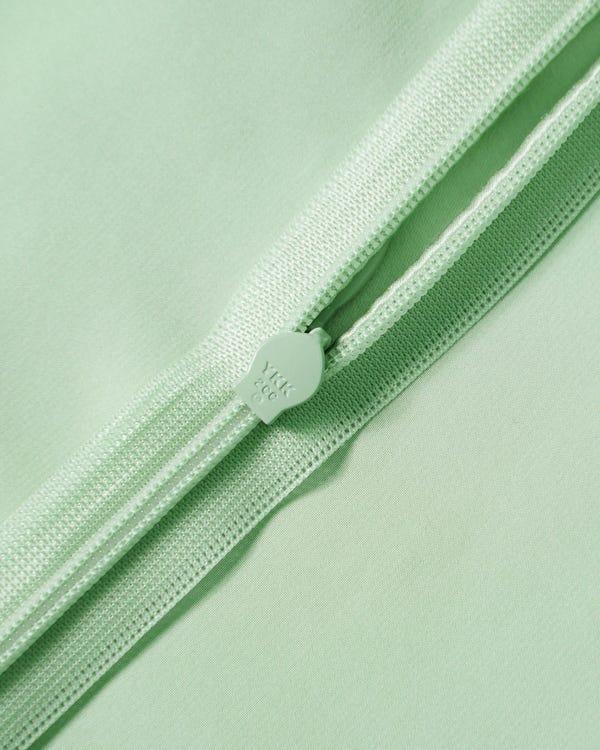 Built-in Bra Comfy Silk Camisole White M
