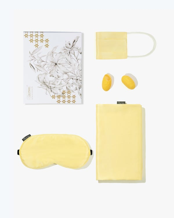 Gold-Silk' Stay-safe Kit Golden-Yellow 50x75cm