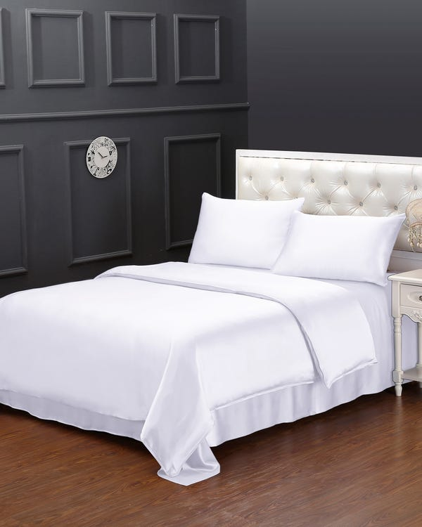 25MM 4PCS Silk Bedding Set