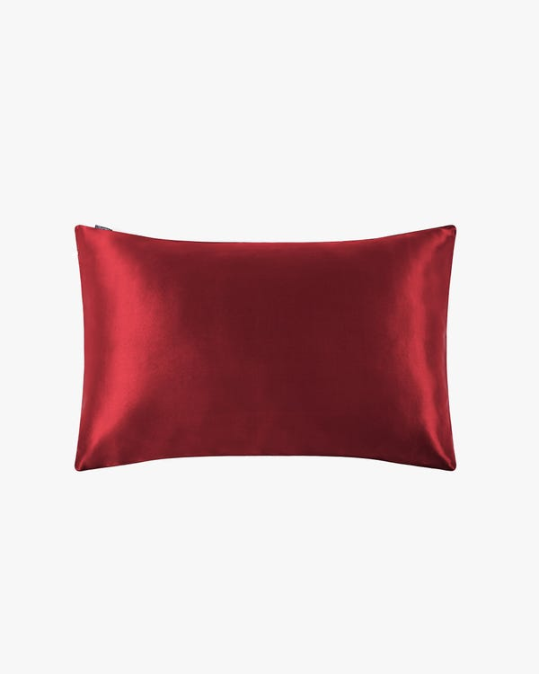 22 Momme Terse Silk Pillowcase with Hidden Zipper