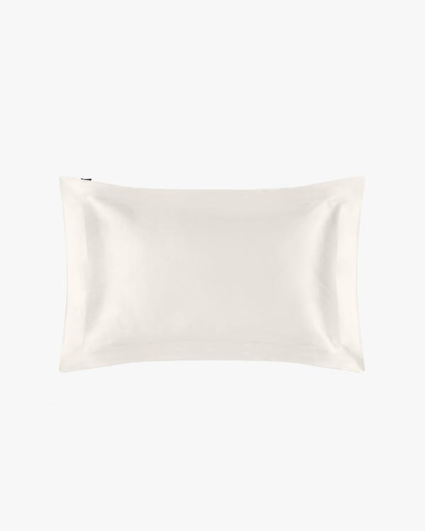 25 Momme Oxford Luxury Pillowcase Ivory King