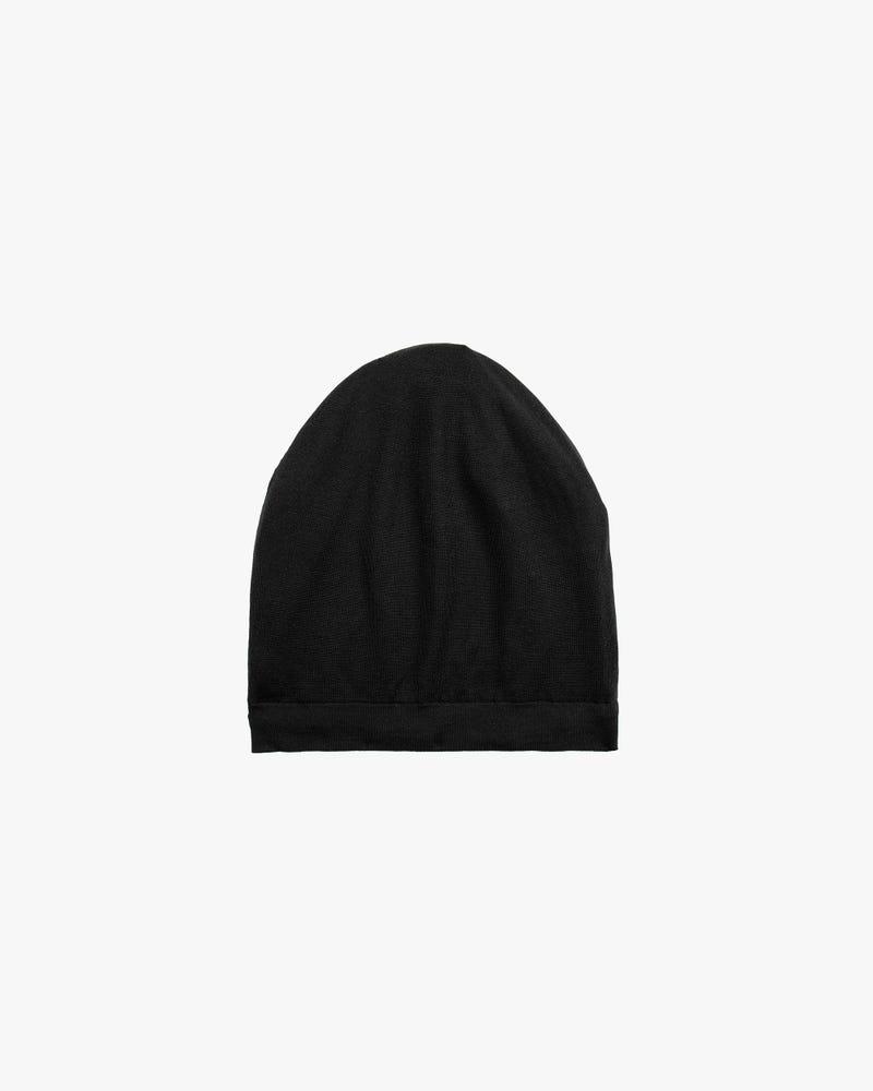Adjustable Silk Knitted Bonnet