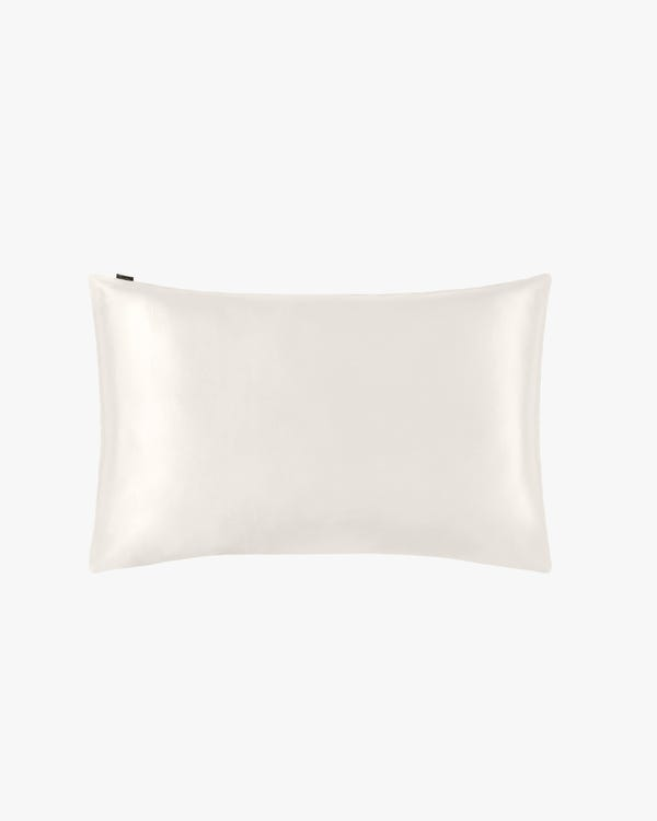 25 Momme Housewife Luxury Pillowcase Ivory 30x40cm