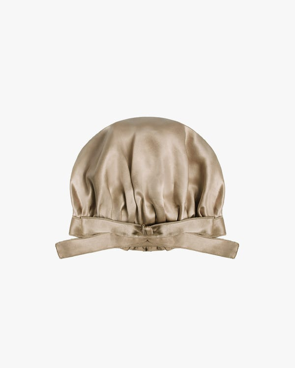 19 Momme Sweet Comfortable Silk Sleep Cap