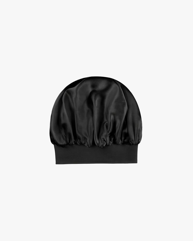 Traceless Elastic Band Silk Sleep Cap