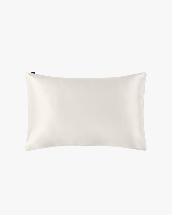 Silk Sleeping Beauty Set Ivory 51x66cm-hover