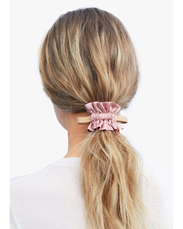 Cute Elastic Silk Hair Scrunchy