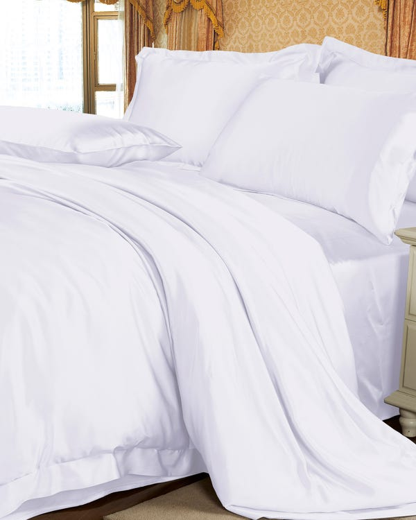 22MM 4PCS Silk Bedding Set-hover