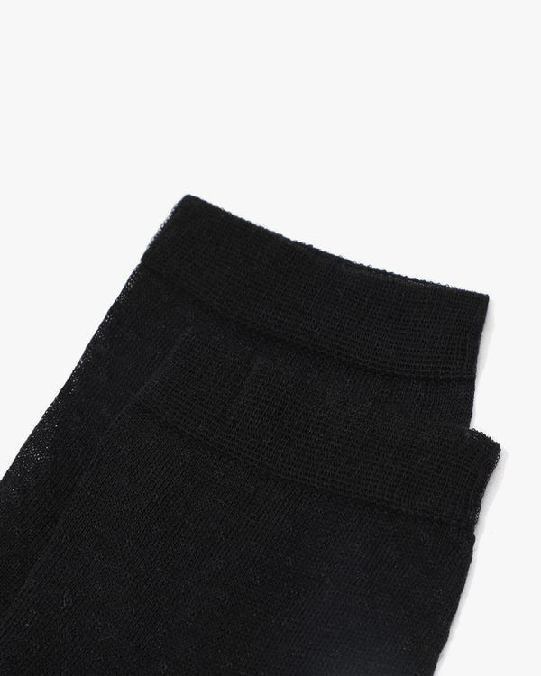 Ultrathin Mesh Knit Silk Women Socks