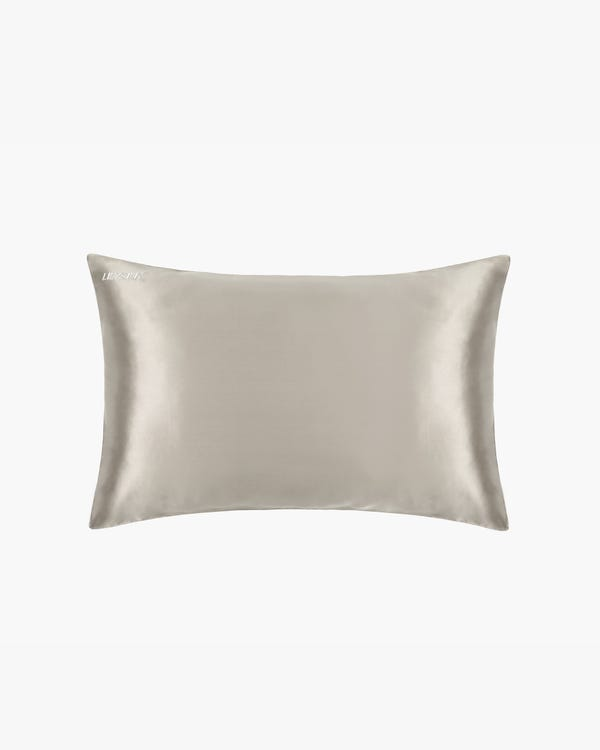 Monogrammed Silk Beauty Sleep Set-hover