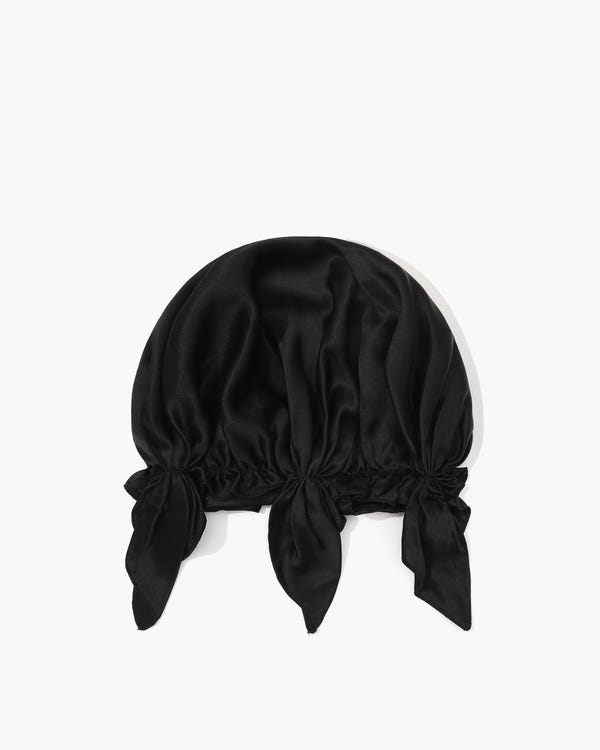 Korean Style Silk Night Sleep Hat
