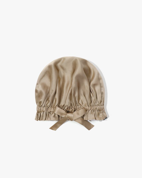 Double Luxury Silk Night Sleep Cap-hover