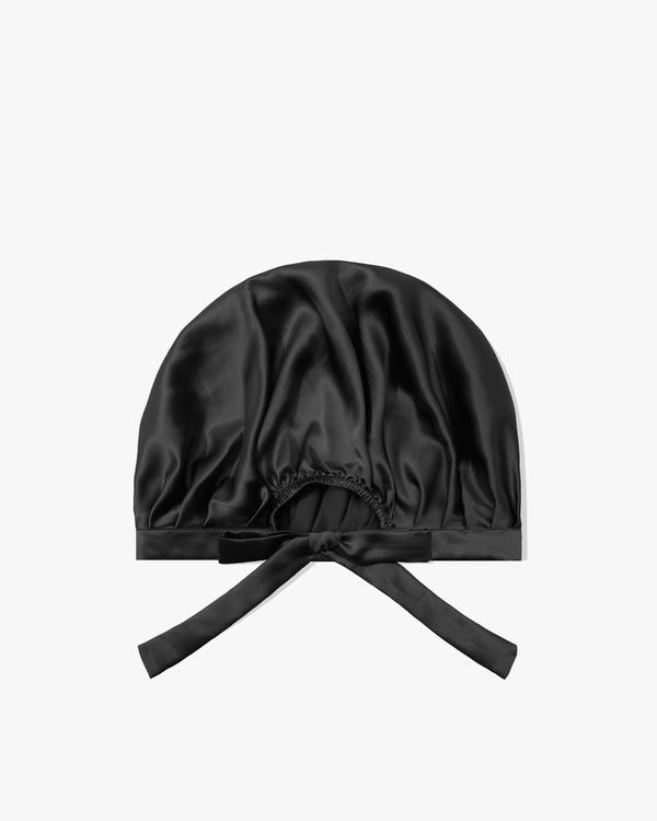 Silk Sleeping Cap Concise Style