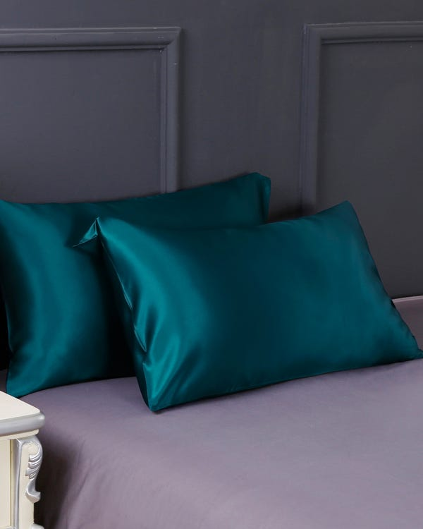 Housewife Envelope Silk Pillowcase-hover