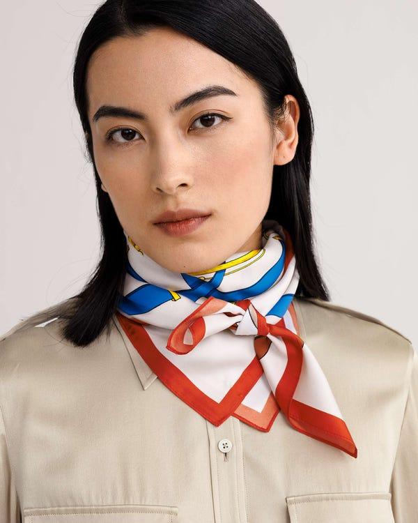 Cardigan classico in cashmere semplice Black M-hover