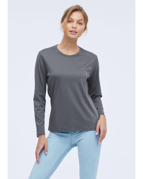 Clearance T-Shirt Décontracté Confortable Mélangé S-hover