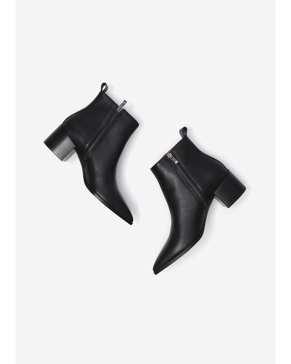 The Pointed Boots Black 85