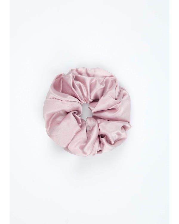 Blomst Silke Hår Scrunchy