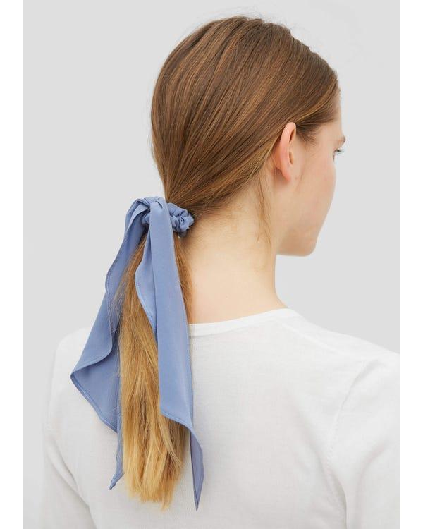 Elegant Silk Hair Tie