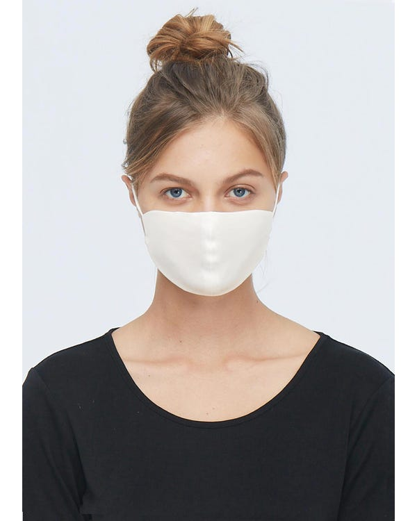 Breathable Double-Layer Silk Mouth Mask