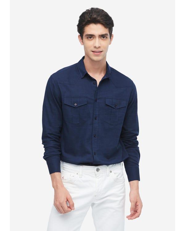 Comfortable Linen Shirt For Men