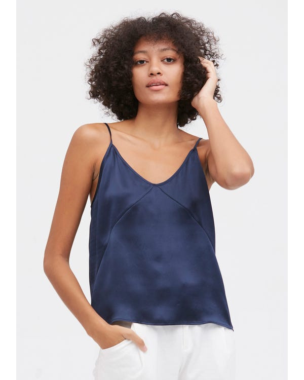 Women's Any Day Silk Camisole