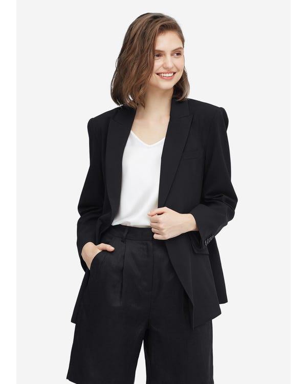 Classic Simple Blazer For Women